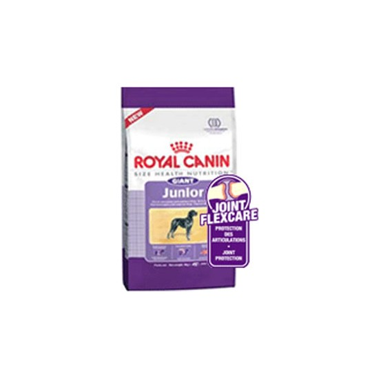 Royal Canin Giant Junior Complete Food 15Kg