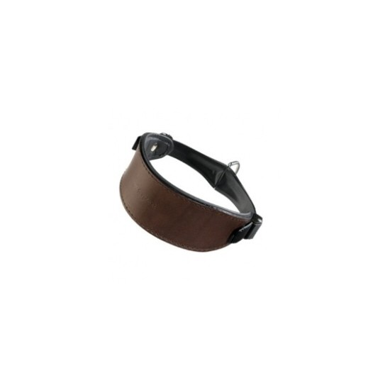 Ferplast Leather Greyhound Collar 33-40cm