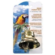 Hagen Parrot Bell With Chain
