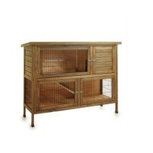 Home Sweet Home Hutch 'N' Down Double Large