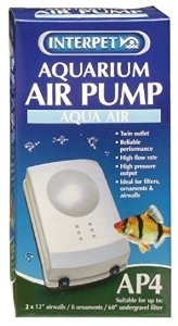 Interpet Air Pump 4