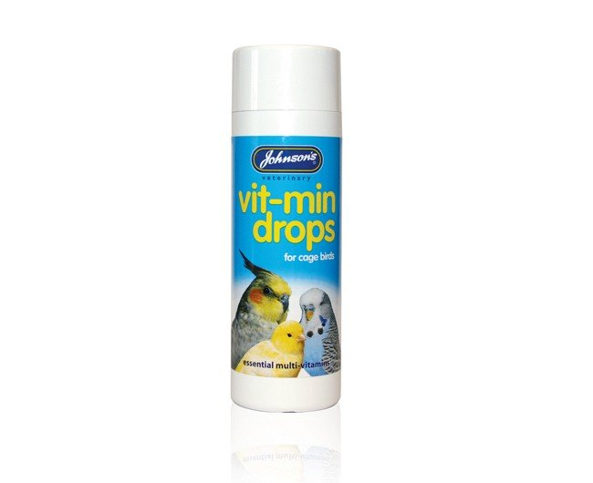 Johnsons Bird Vitamin Drops 100ml