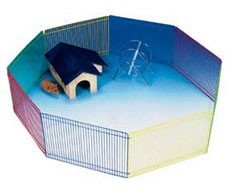 Trixie Joy Metal Hamster Enclosure