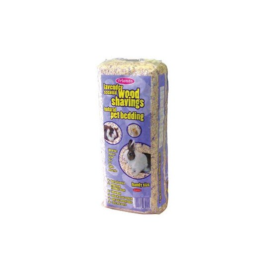 Canac Lavender WoodShavings Small