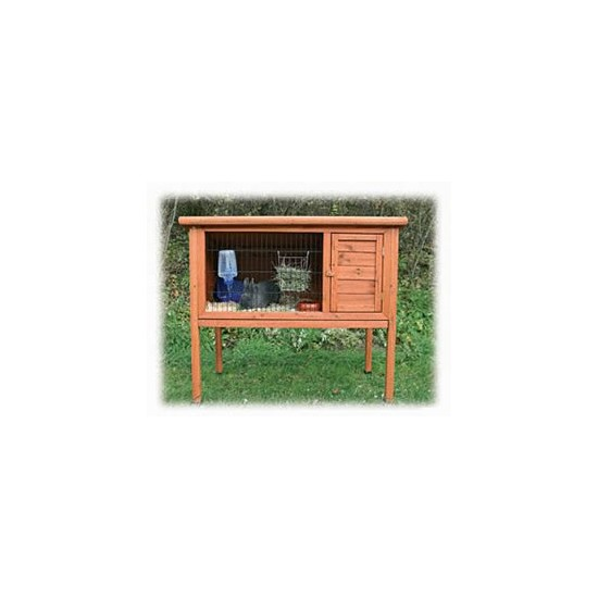 'Natura' Outdoor Hutch On Legs 116 x 61 x 92cm