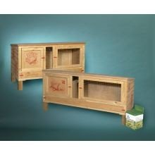 Orpington Exterior Hutch & Legs, 42 inches