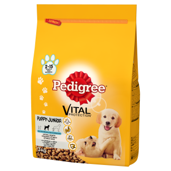 Pedigree Puppy Complete Food 3Kg