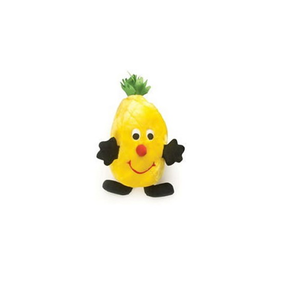 Interpet Pamela Pineapple Plush Dog Toy
