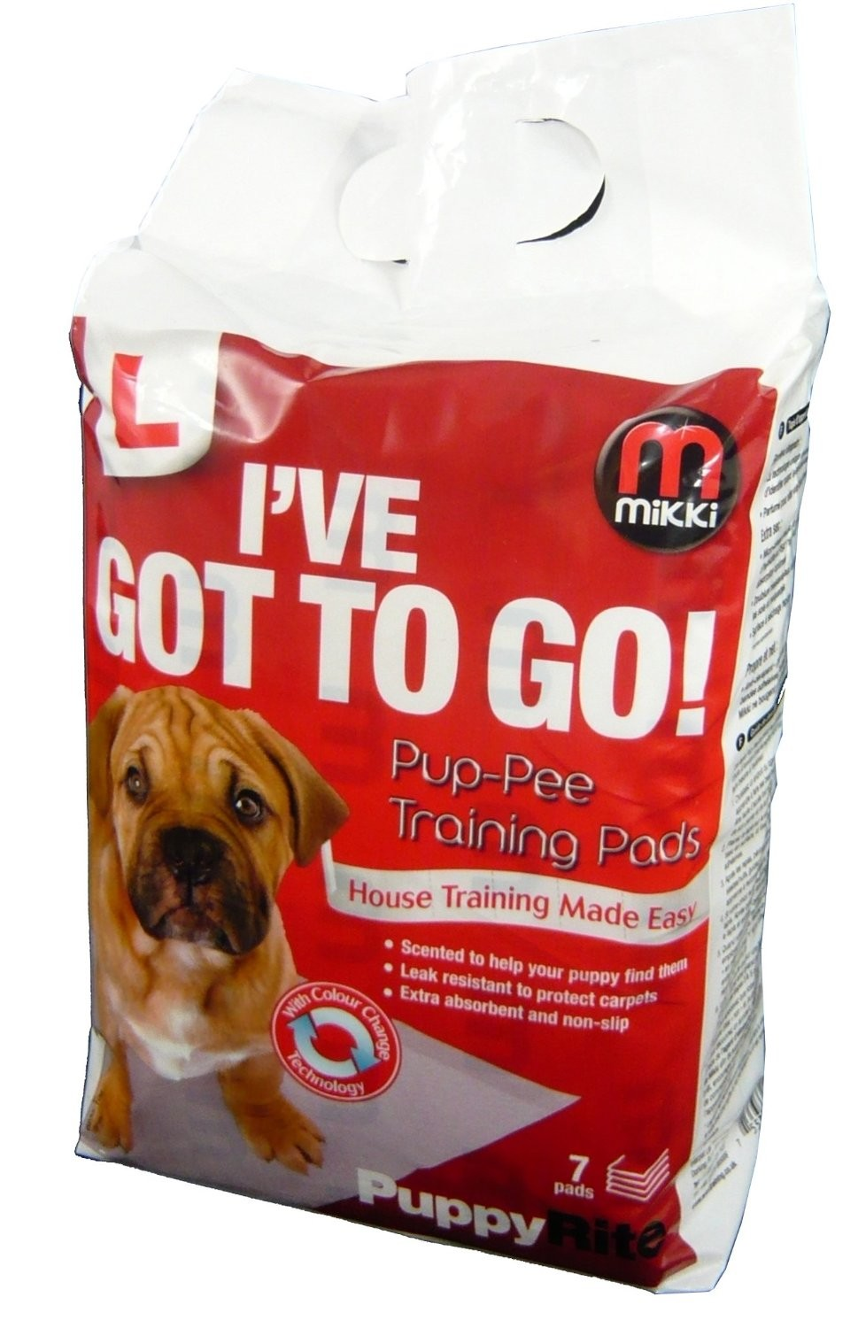 Pup-pee Pads Puppy Training Pads 7 Pack
