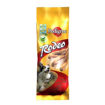 Pedigree Rodeo Beef 4 pack