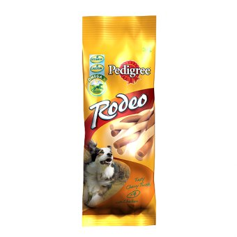 Pedigree Rodeo Chicken 4 pack