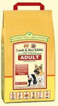 James Wellbeloved Adult Dog Food Lamb & Rice 2Kg