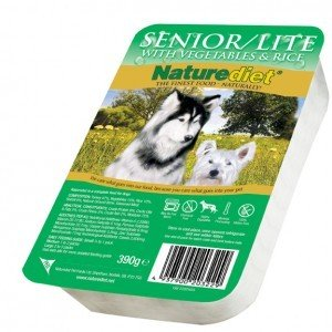 Nature Diet Senior / Lite (single) Hypo-allergenic