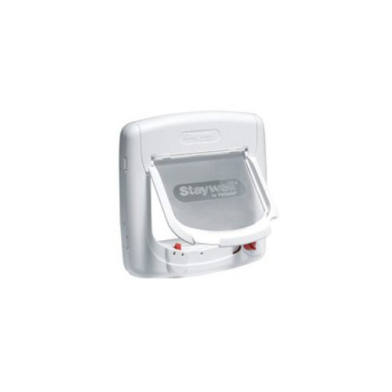 Staywell Infra Red 4 way Locking Deluxe Cat Flap
