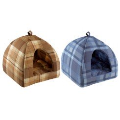 Ferplast Tipi Medium Hooded Cat Bed