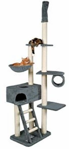 Zaragoza Cat Furniture With Ladders and Poles