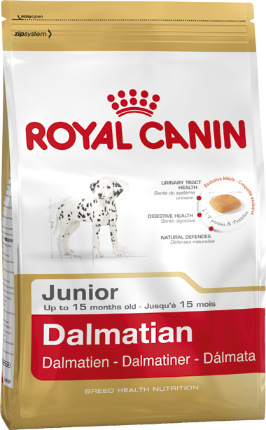 Royal Canin Dalmatian Junior Complete Food 12Kg