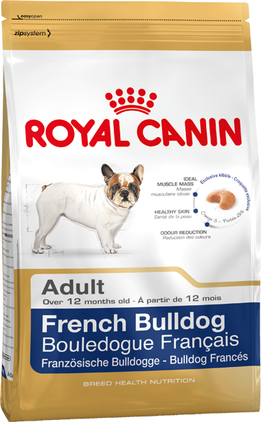 Royal Canin French Bulldog Adult Complete Food 3Kg