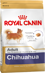 Royal Canin Chihuahua Adult Complete Food 3Kg