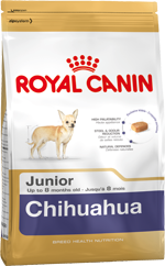 Royal Canin Chihuahua Junior Complete Food 1.5Kg