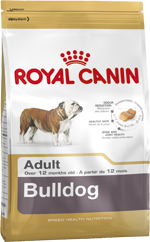 Royal Canin Bulldog Complete Food 12Kg