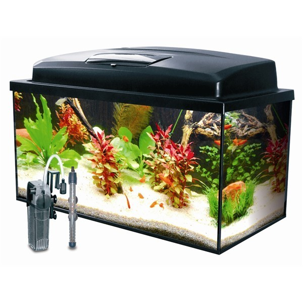 Aquat szut 80cm rectangle aquarium kit 112 litres for Aquarium 80 litres