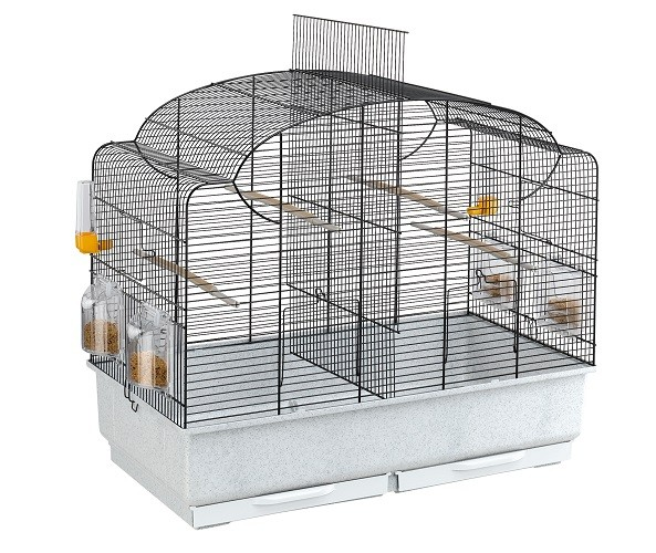 Ferplast Canto Bird Cage With Divider