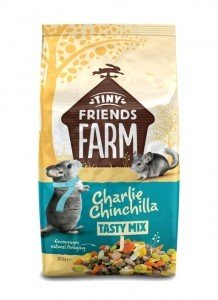 Charlie Chinchilla Tasty Mix 12.5Kg