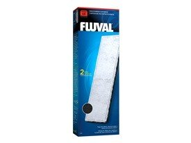 Fluval U3 Poly/Carbon Filter Cartridge 2 Pack