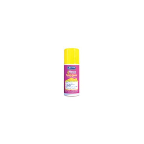 Johnsons 4 Fleas Fogger Extra Guard 100ml
