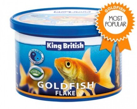 quality goldfish foods