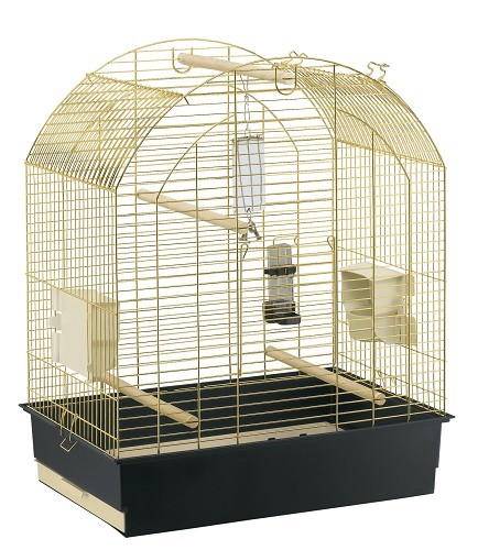Ferplast Greta Open Top Bird Cage & Accessories
