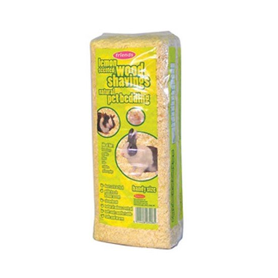 Canac Lemon Wood Shavings Small Size