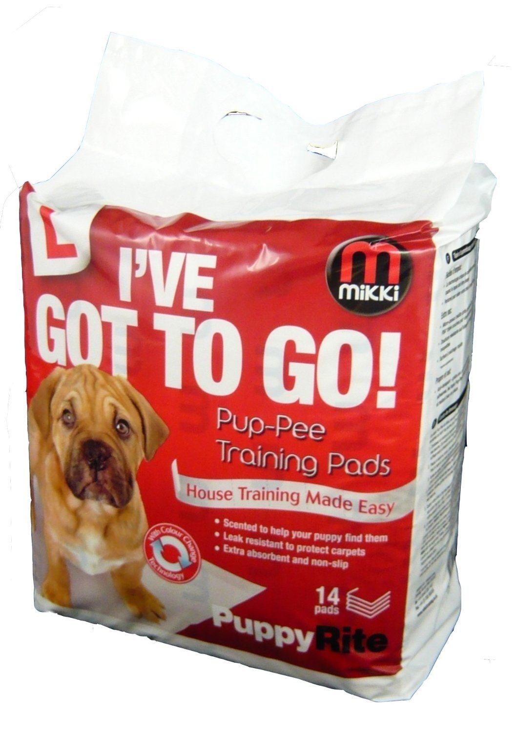 Pup-pee Pads Puppy Training Pads 14 Pack
