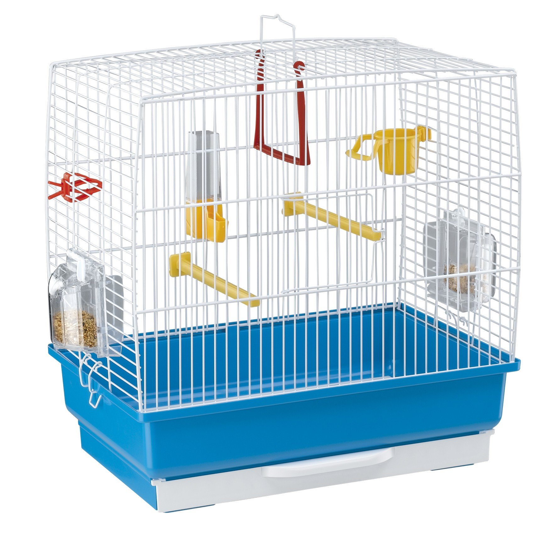 Ferplast Rekord 2 Bird Cage and Accessories